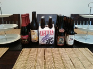 Beers for High Tea