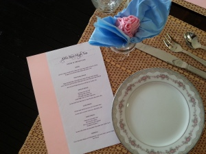 Menu Set Up