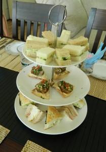 Sandwiches High Tea
