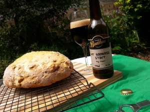 St Paddy's Stout Soda Bread