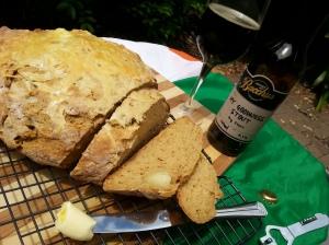 Luck o' the Irish Soda Bread