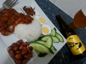 Nasi Lemak Noisy Minor